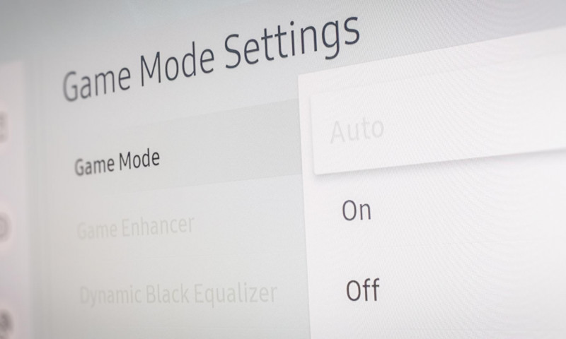 """How to enable automatic game mode on your TV if the device is """"not supported"""""""