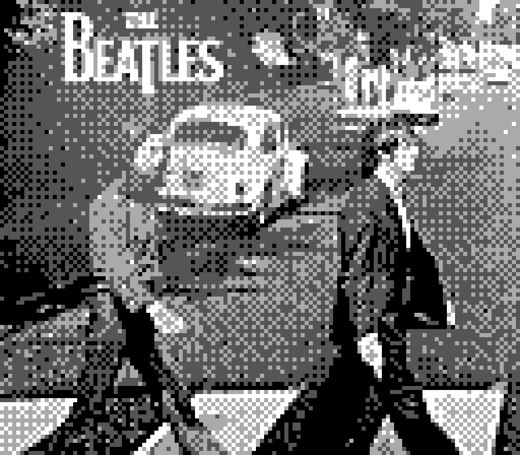 The Beatles Cover - Converted with the Telegram bot
